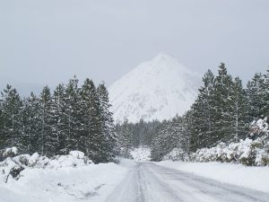 Black Butte from Everitt Memorial Highway